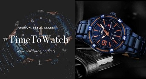 naviforce wristwatches