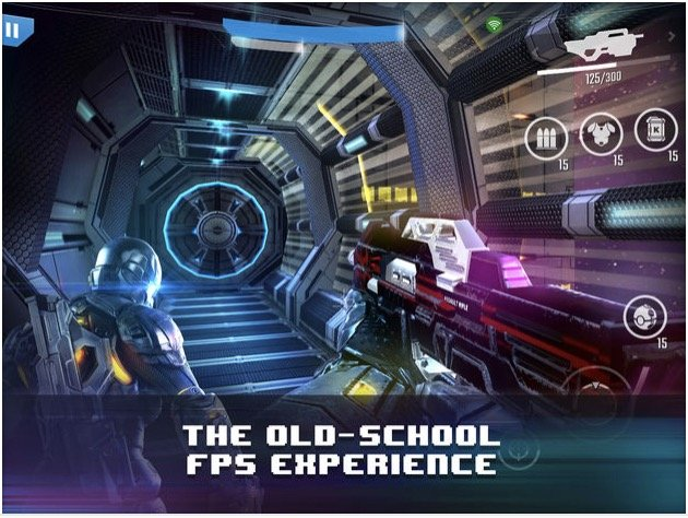 offline shooting games for iphone