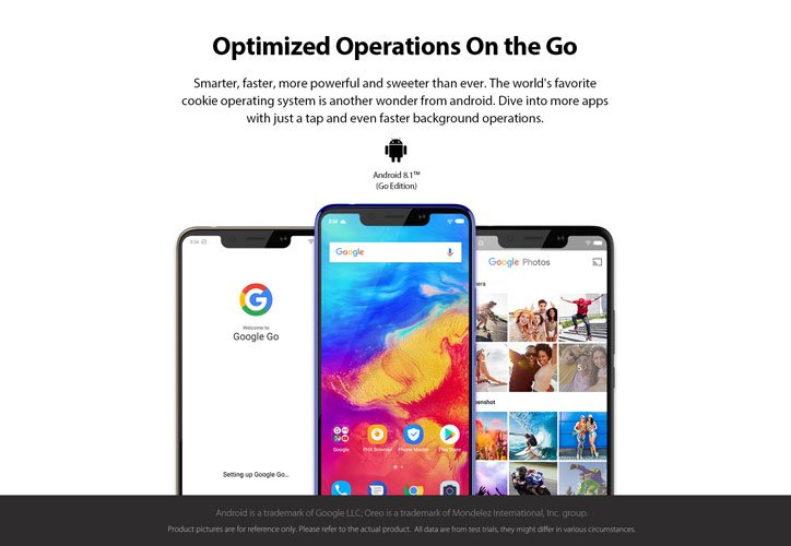 infinix hot 7 Android Go