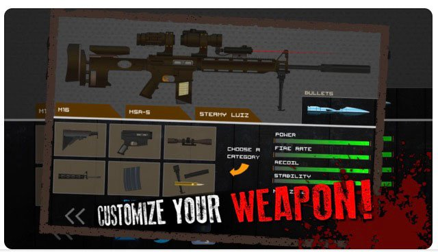 fps games for iPhone
