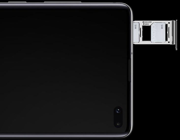 Samsung Galaxy S10 Hybrid Dual-SIM