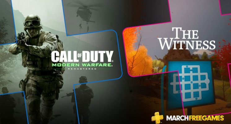 ps plus free games march 2019