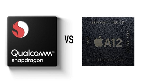 Snapdragon 855 vs Apple A12 Bionic