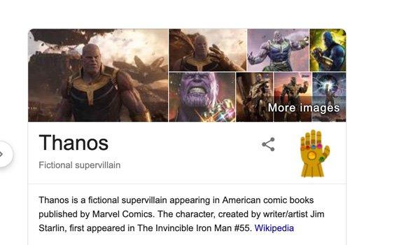 Thanos - Avengers