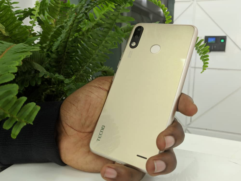 TECNO Spark 3 Unboxing and First Impressions - HowToTechNaija