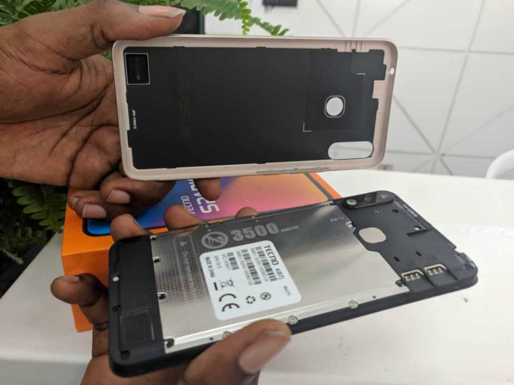 tecno spark 3 unboxing