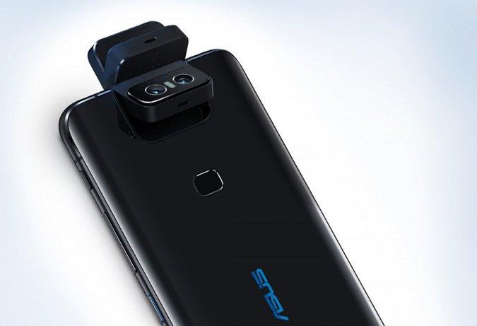 asus zenfone 6 rotating camera