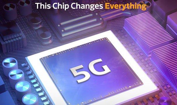 mediatek's 5g chipset
