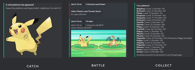 pokecord best discord bots