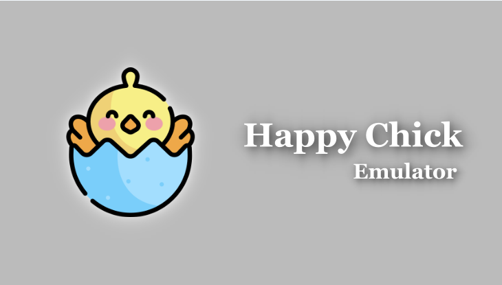 how to download happy chick emulator