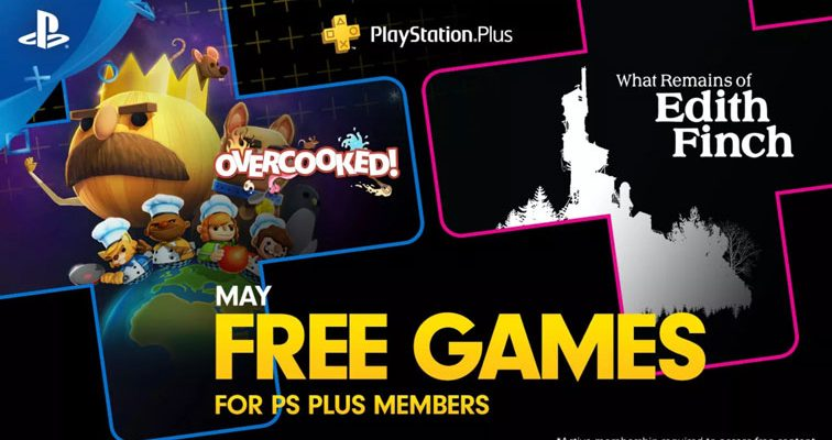 ps plus may 2019
