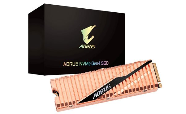 pcie 4.0 m.2 SSD