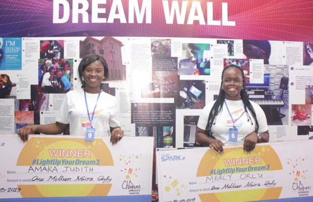 tecno nigeria light up your dream 3 winners