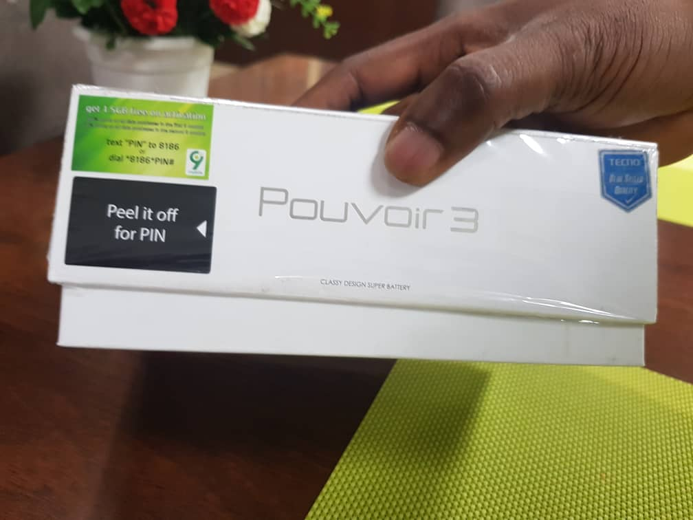 tecno pouvoir 3 free data package