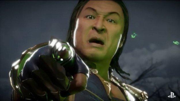 Shang Tsung DLC, Mortal Kombat 11