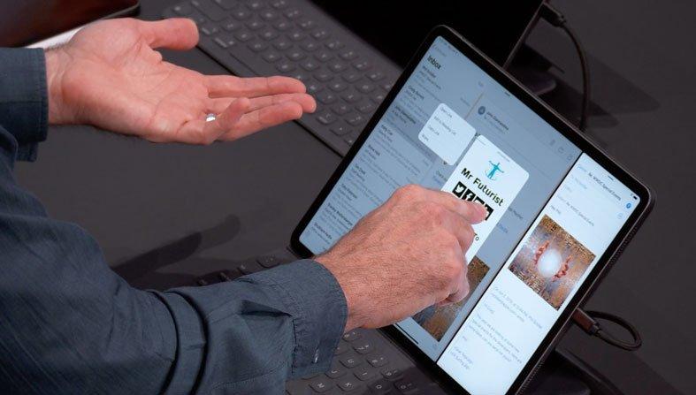 iPad OS