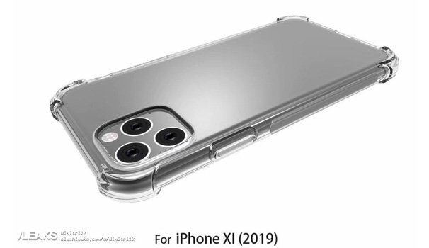 iPhone 11 case leak