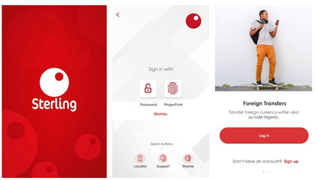 sterling bank mobile app