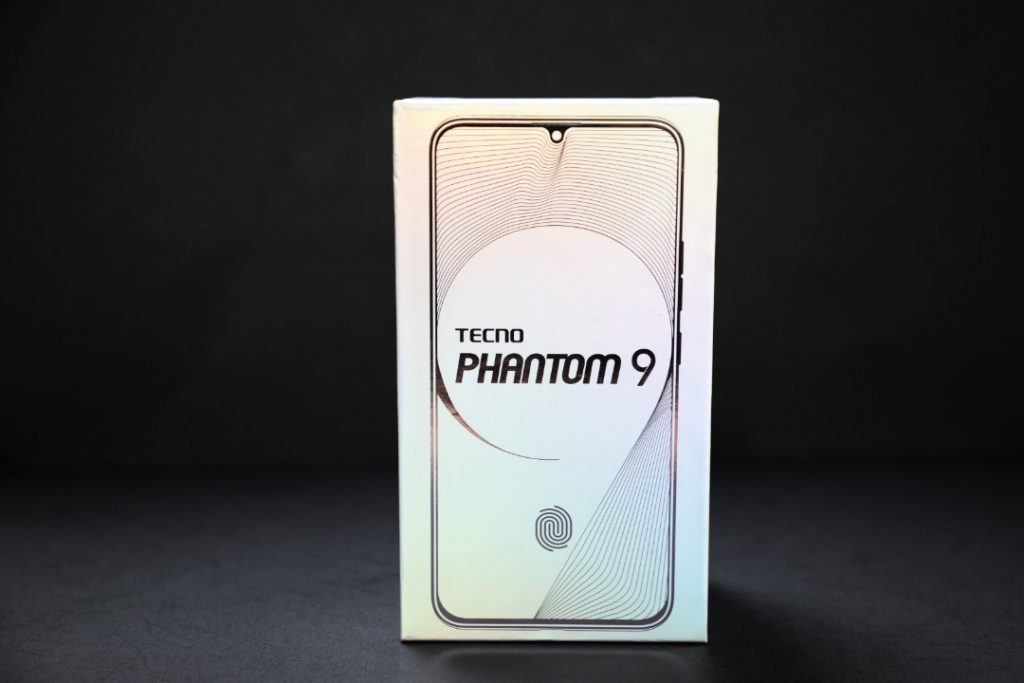 TECNO phantom 9 unboxing