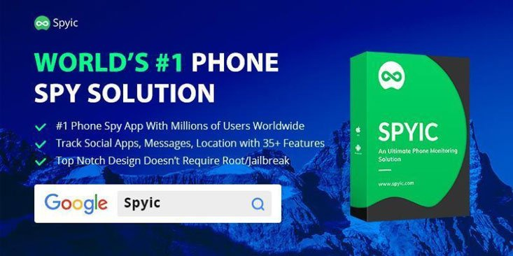 Spyic phone tracker