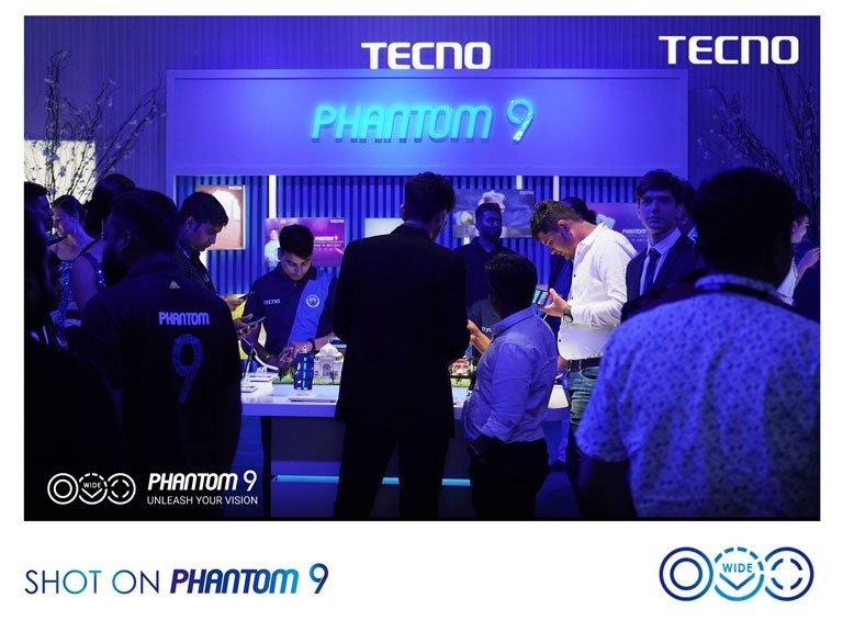 tecno phantom 9 price in India