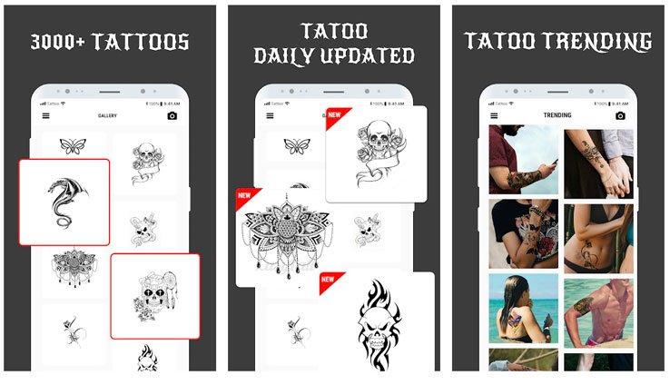tattoo my photo editor 3.0