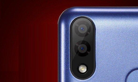 itel s15 pro camera