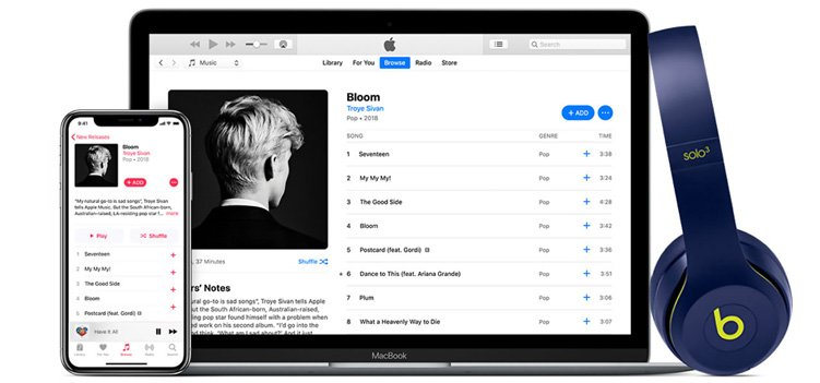 itunes music with iTunes gift card