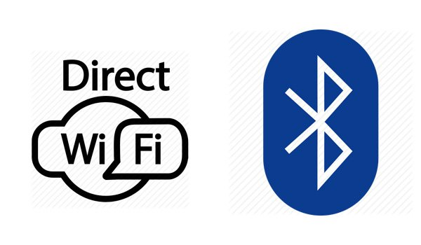 wifi direct vs bluetooth