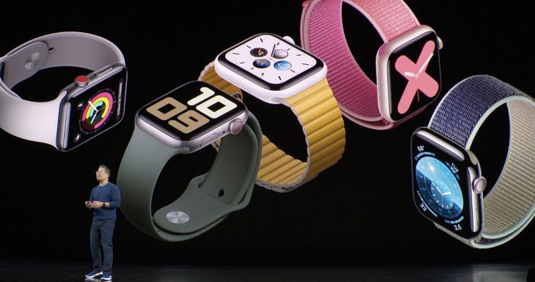 apple series 5 watch