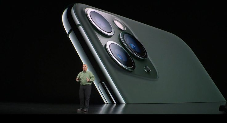 iPhone 11 Pro launch