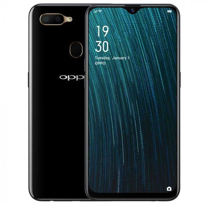 latest oppo phones in Nigeria and prices - Oppo A5s