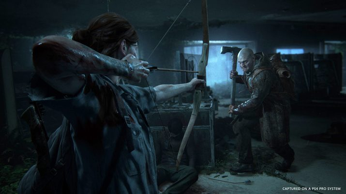 The Last of Us Part 2 - TLoU 2