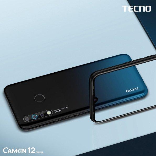Camon 12 camera