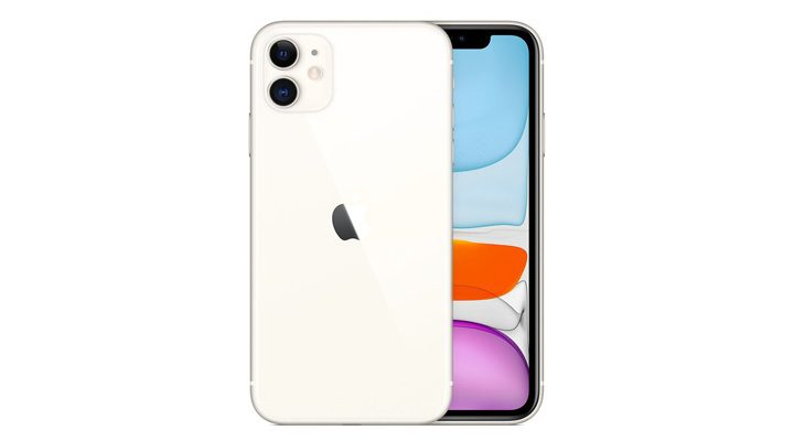 iPhone 11 colour options