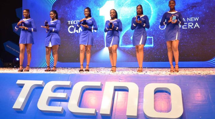 TECNO Camon 12 series launch in Lagos, Nigeria