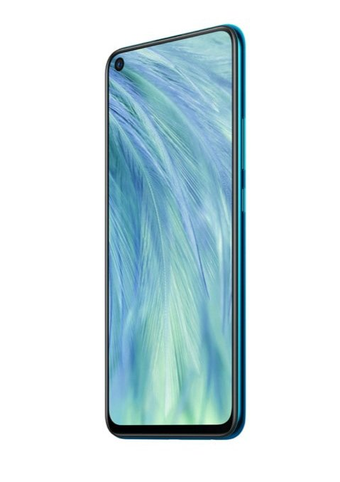 Infinix S5 with punch hole display