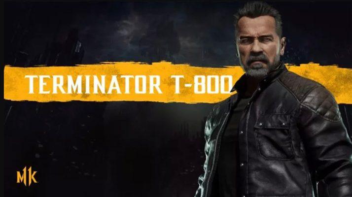 Mortal Kombat 11 Terminator T-800 DLC