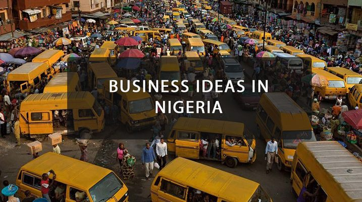 hot business ideas in nigeria