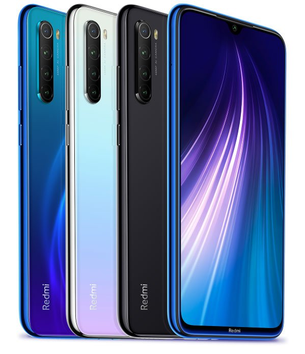 xiaomi redmi note 8 colours