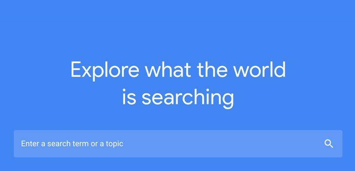 top trending google searches in nigeria