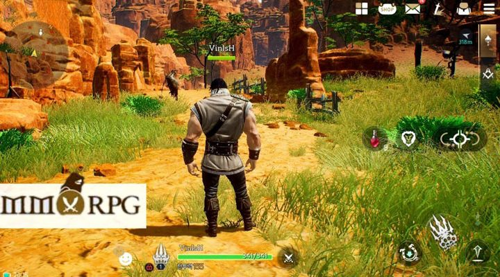 best mmorpgs for iphone