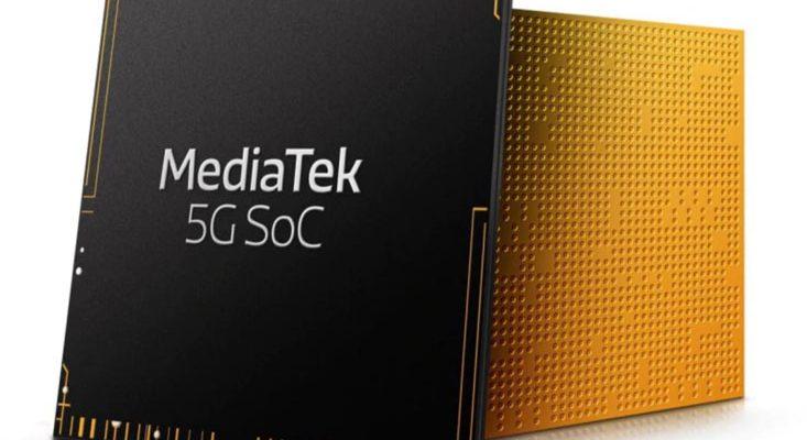 MediaTek 5G modem