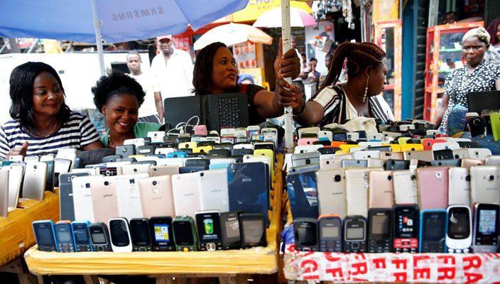 nigerian mobile phone market