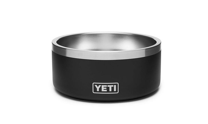 Yeti bowl - dog tech product