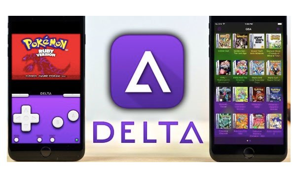 delta emulator for ios