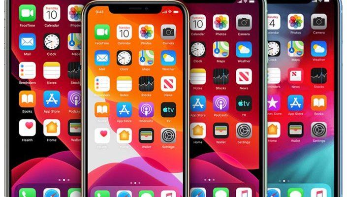 iPhone 2020 lineup