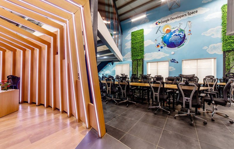 google developers space Lagos