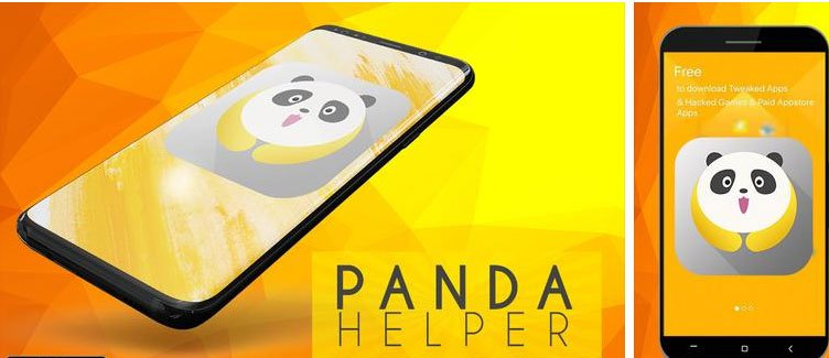 panda helper for iOS