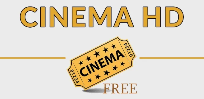 cinema hd app
